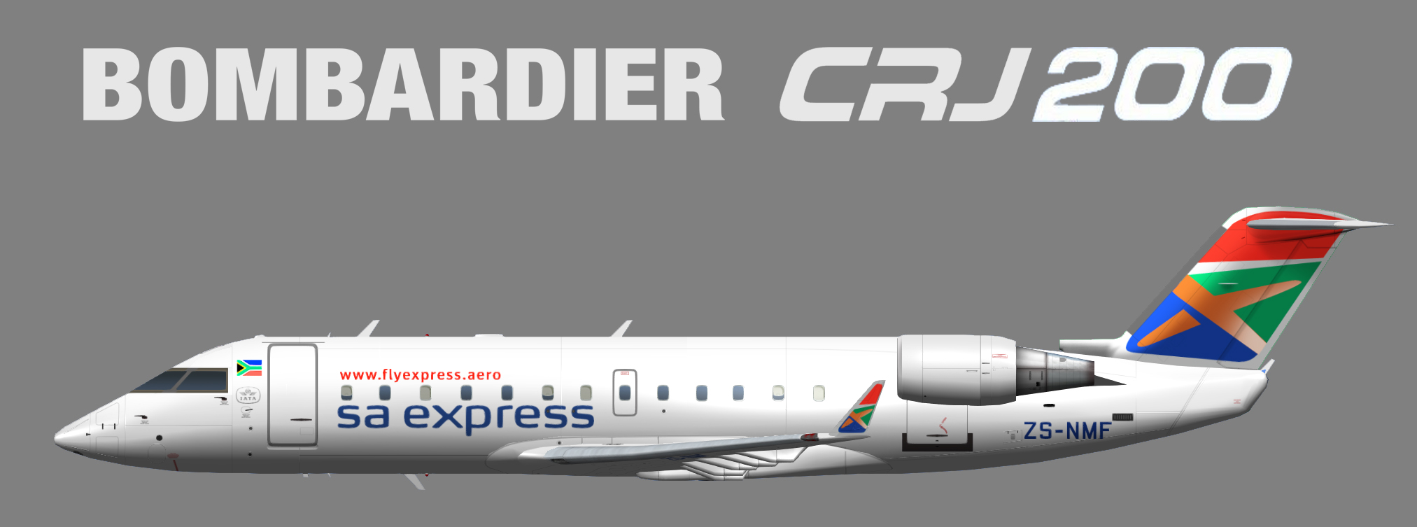 SA Express CRJ200