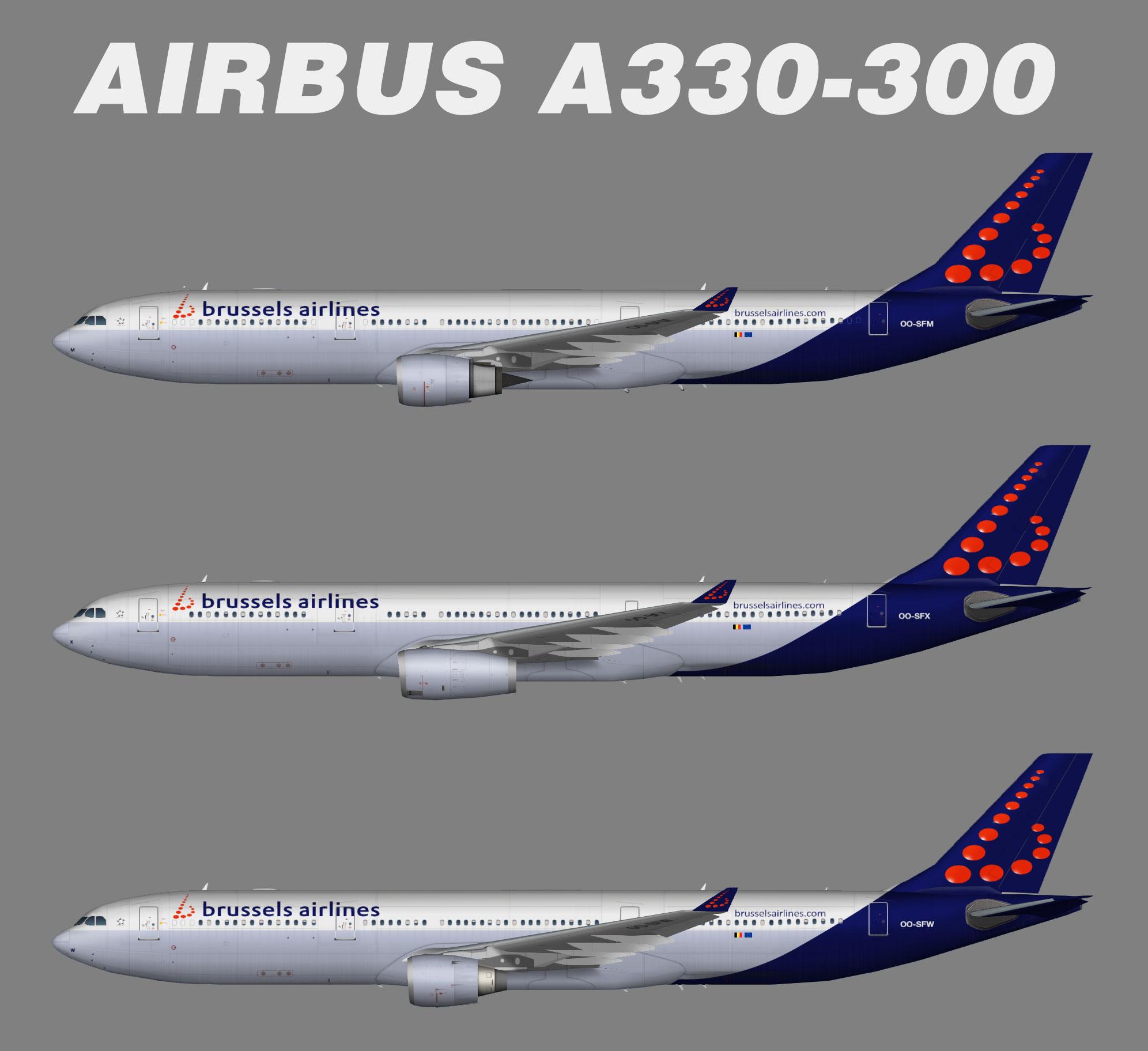 А 330 самолет схема 83