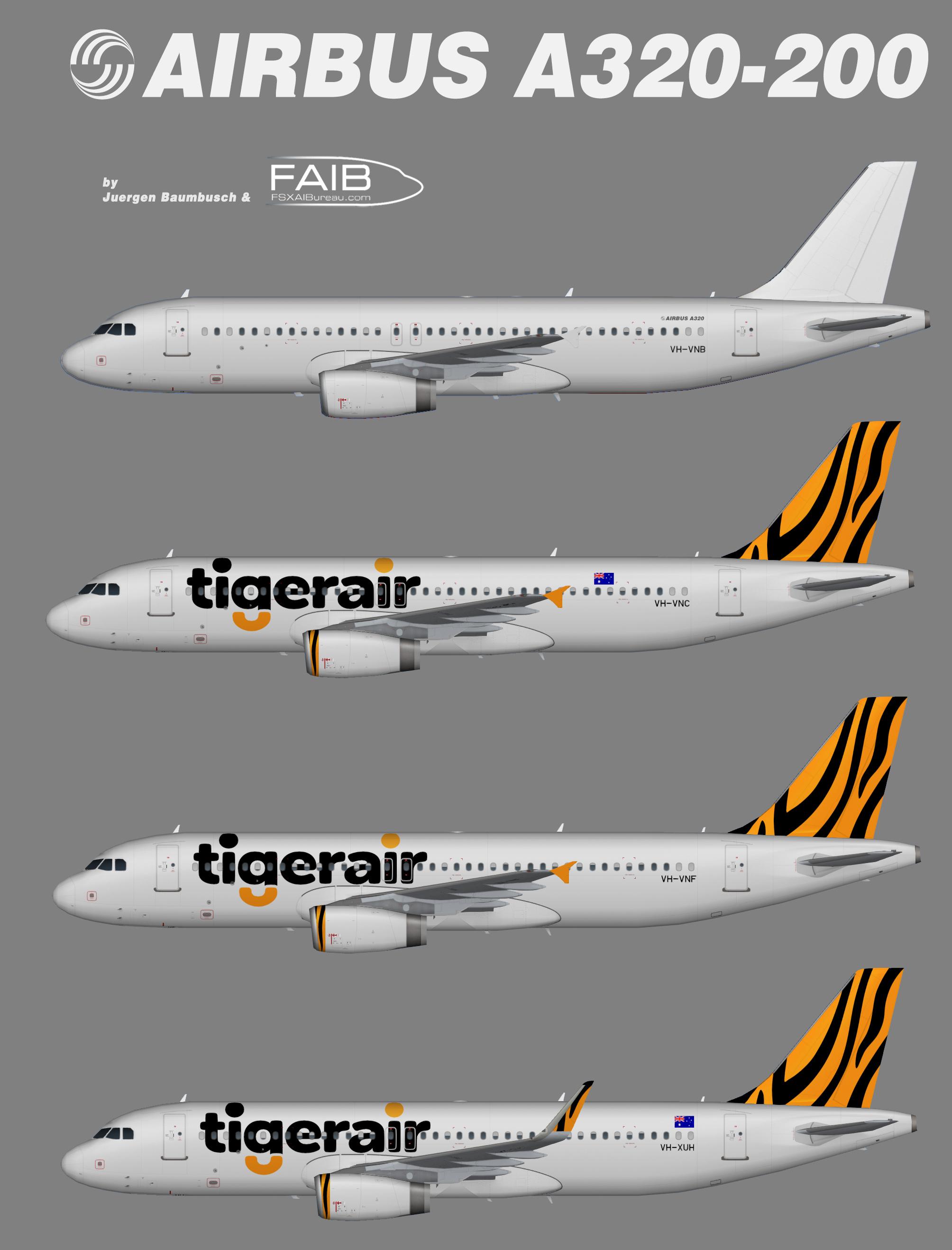 Tigerair Australia NC