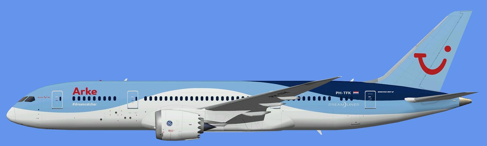 Air Canada – Juergen's paint hangar