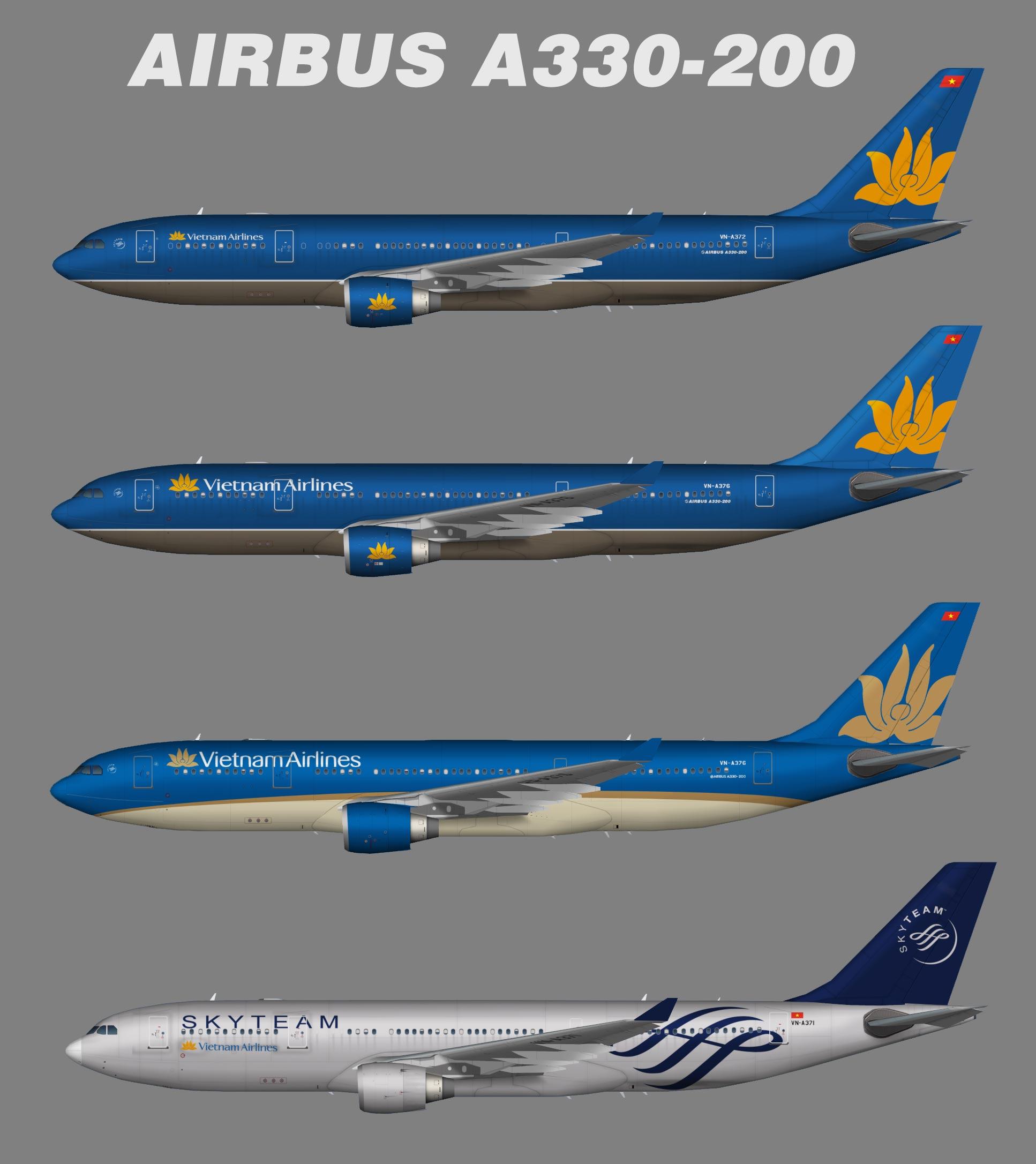 Vietnam Airlines Airbus A330-200