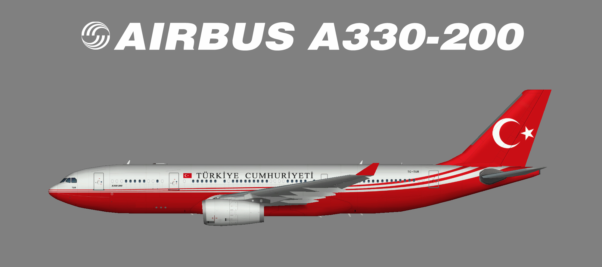 Turkish Government Airbus A330 200 Juergen S Paint Hangar