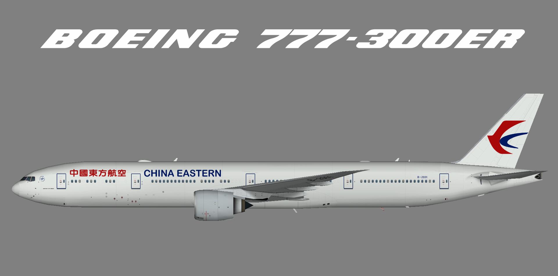 China Eastern 777-300ER
