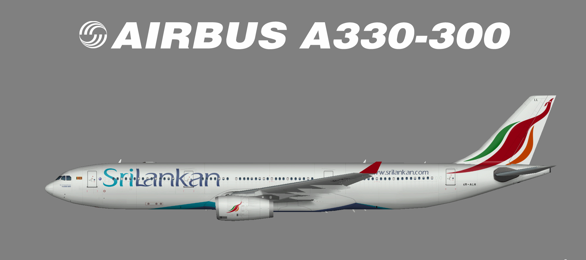 SriLankan Airlines Airbus A330-300