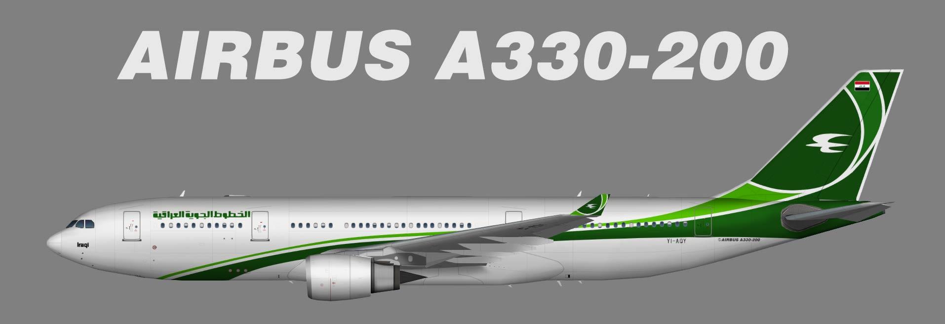 Iraqi Airways Airbus A330-200