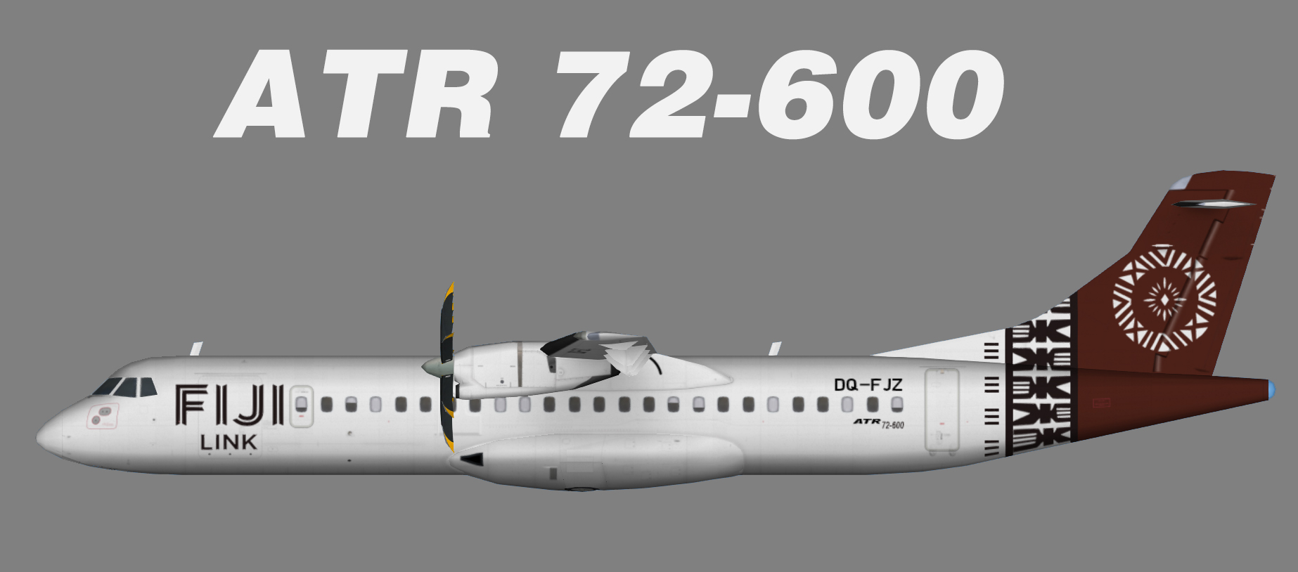 Fiji Link ATR72-600