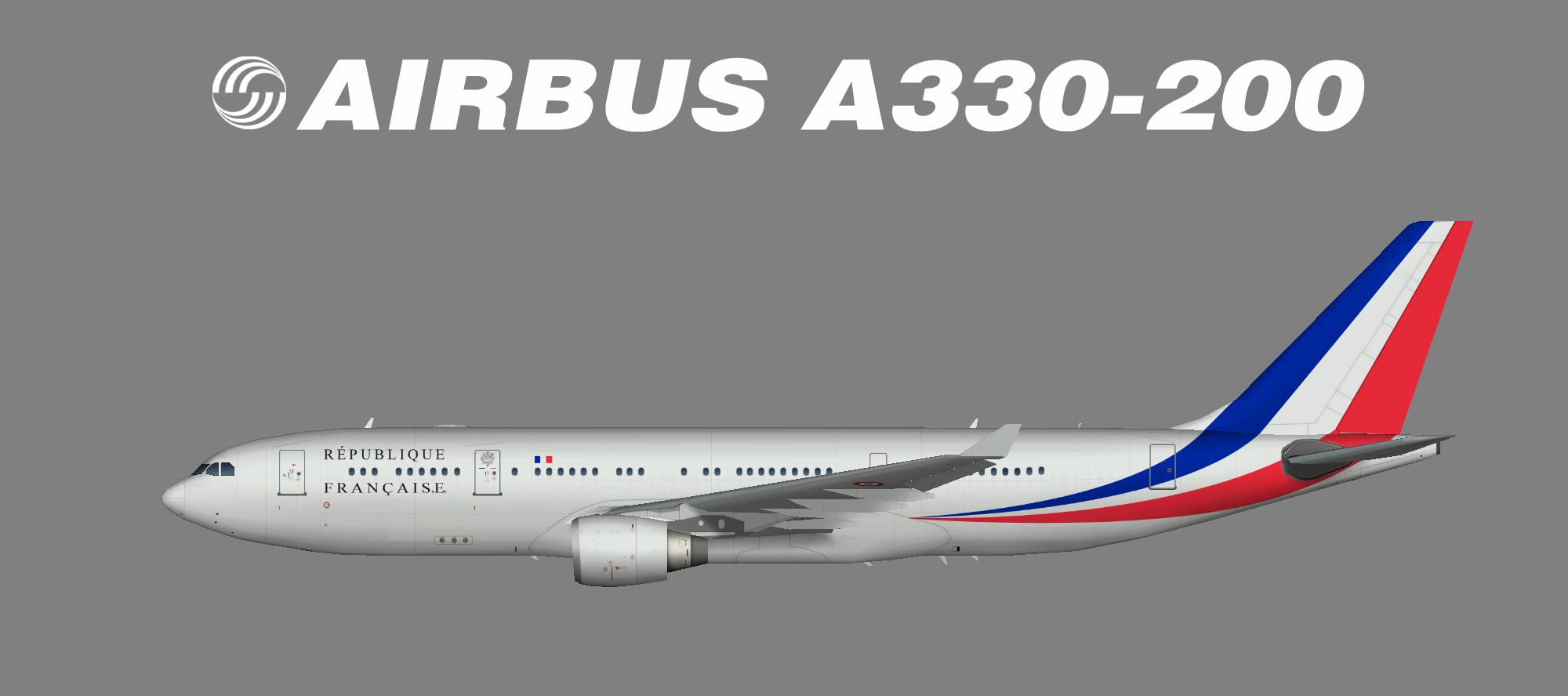 Armee de LAir A330-200