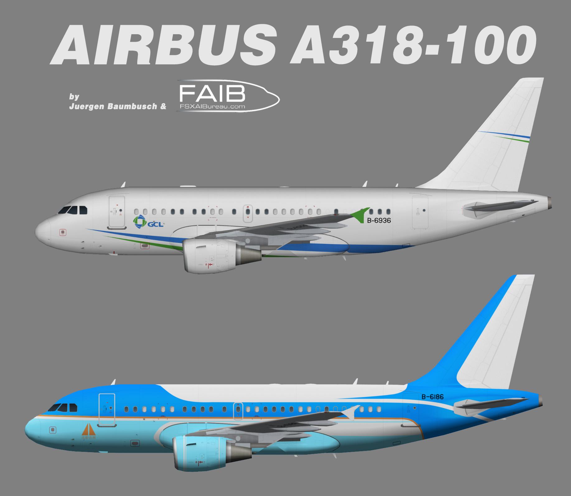 Business Aviation Asia (BAA) A318-100CJ