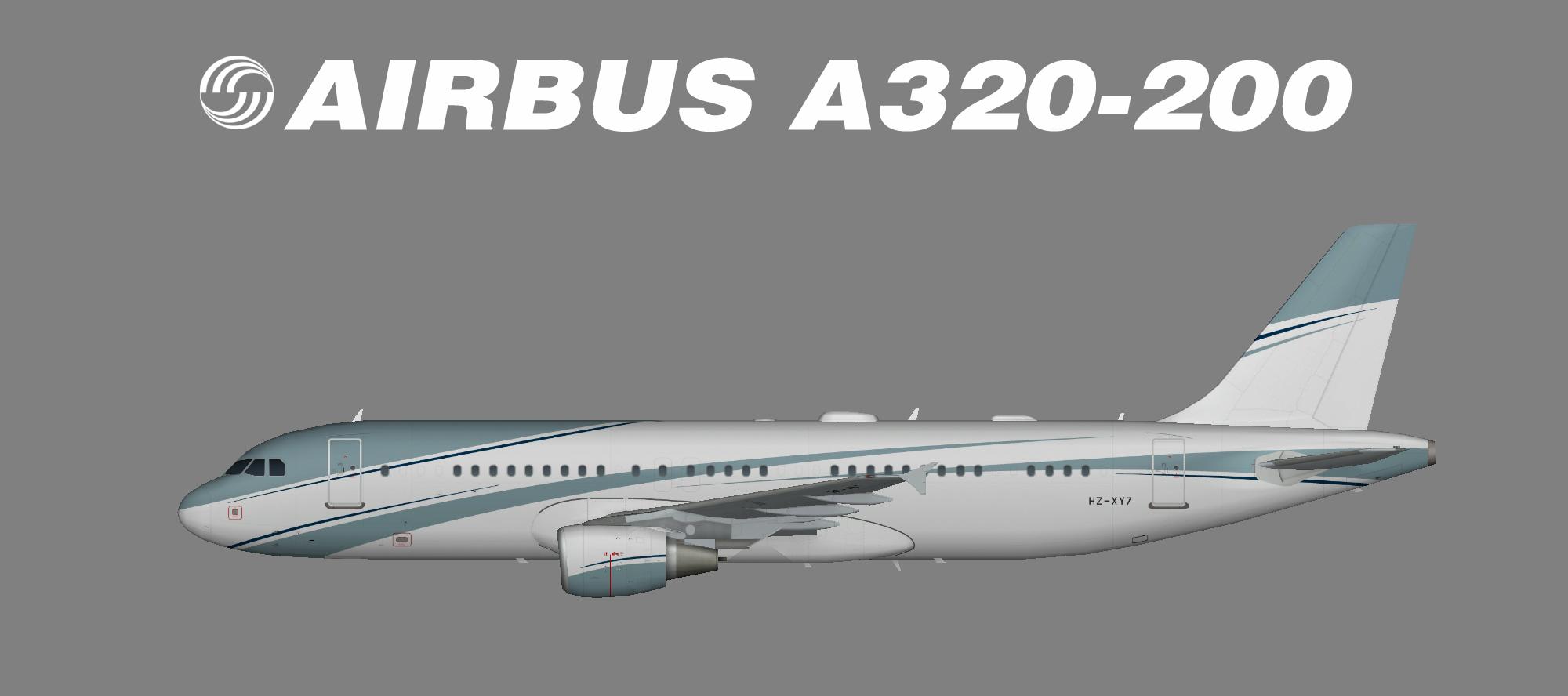 Aviation Link Company A320 HZ-XY7