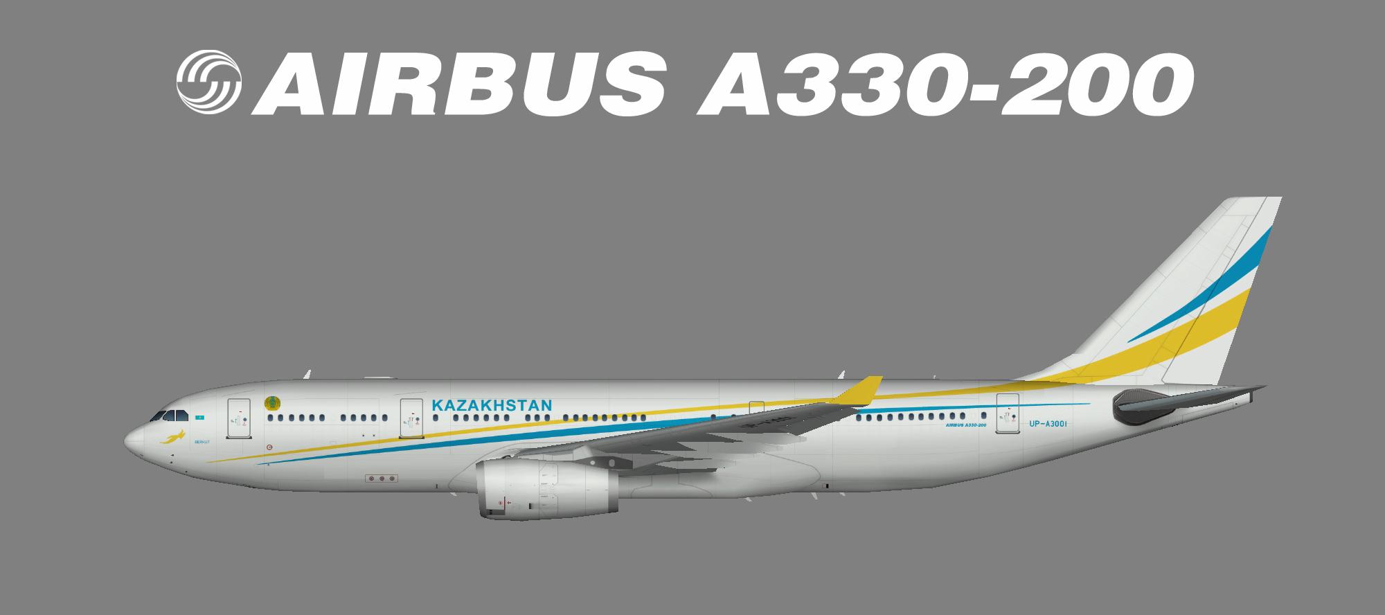 Kazakhstan Government A330-200