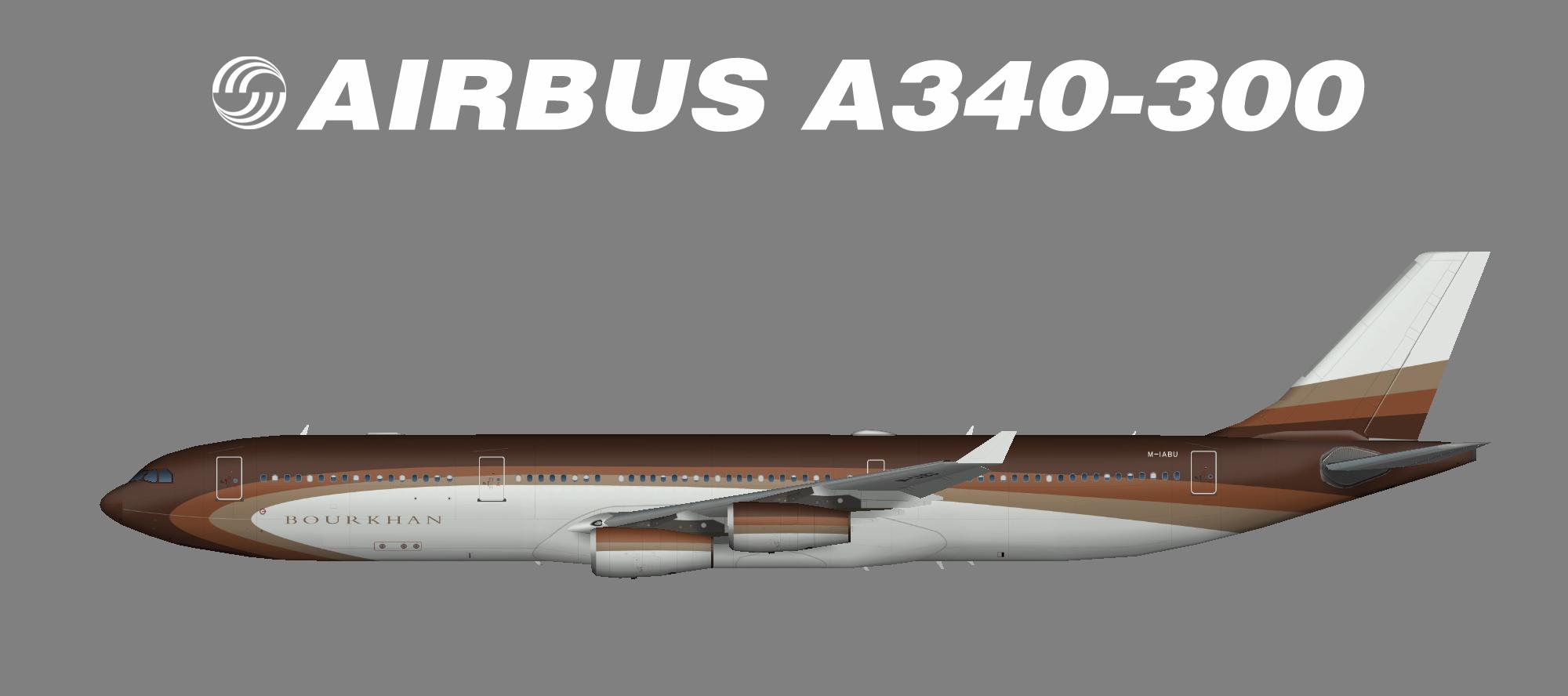 Klaret Aviation M-IABU A340-300