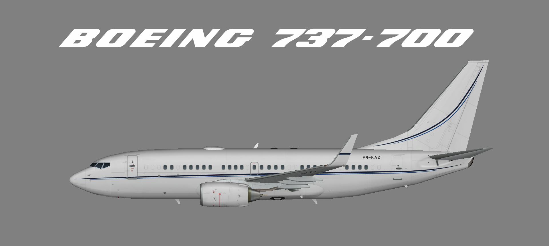 Kazakhstan Government 737-700