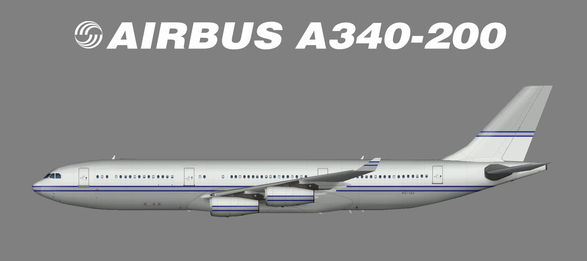Al-Atheer Aviation A340-200