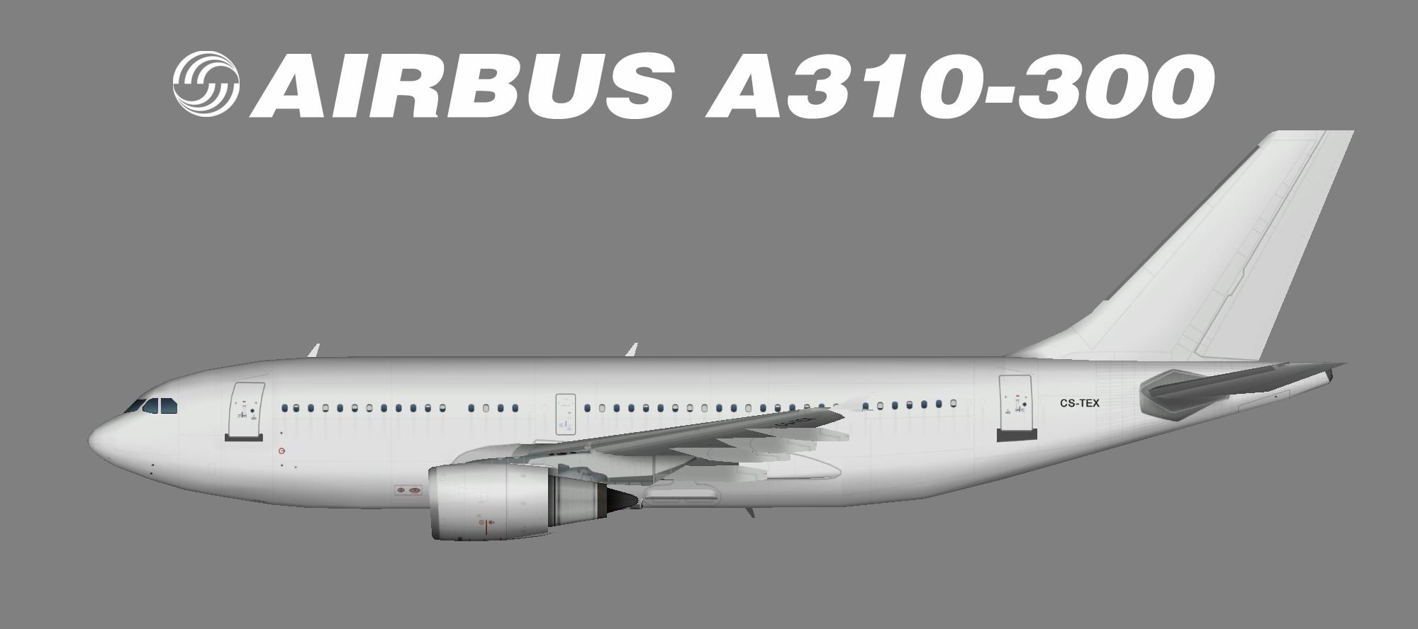 HiFly A310