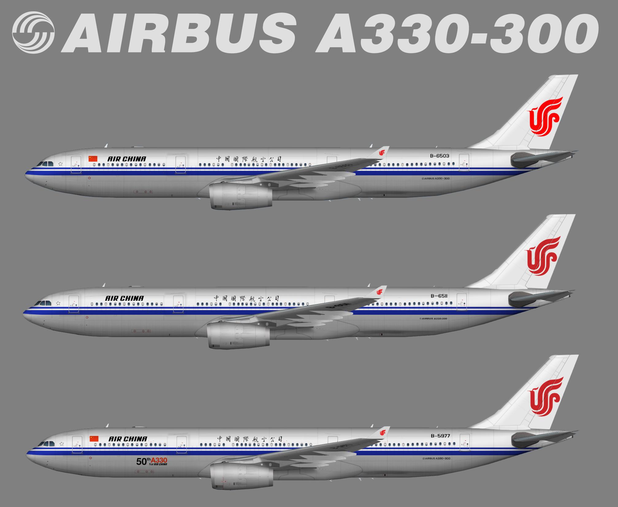Air China Airbus A330-300