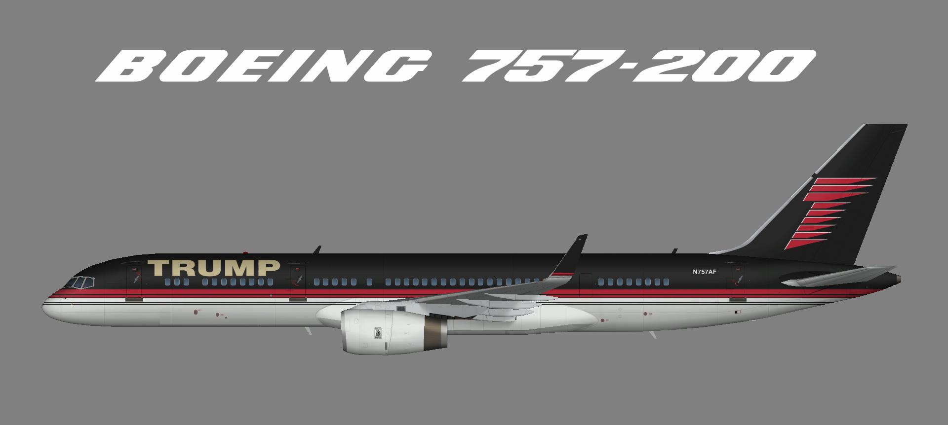 DJT Operations 757-200