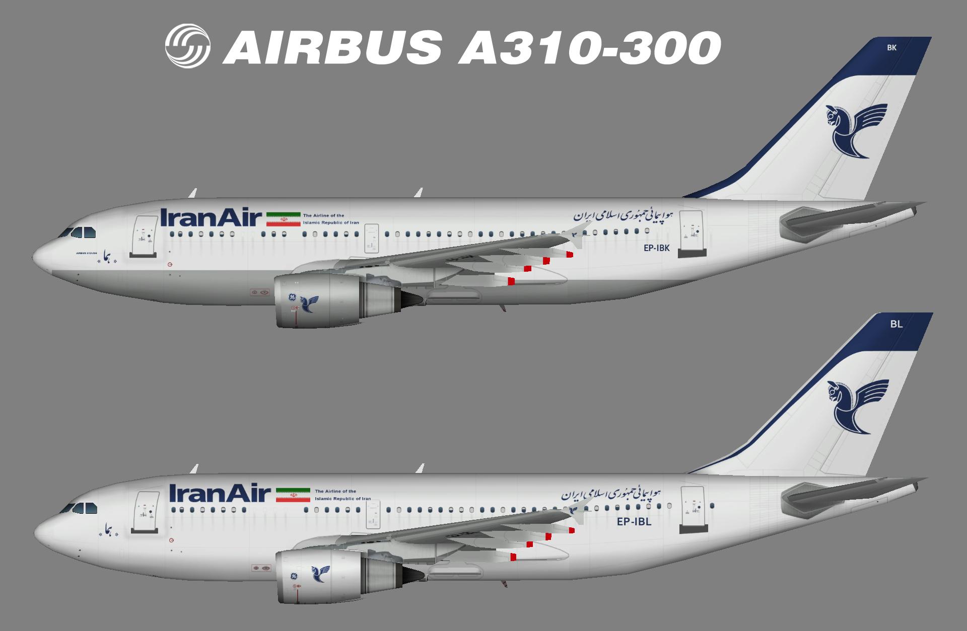 Iran Air A310-300