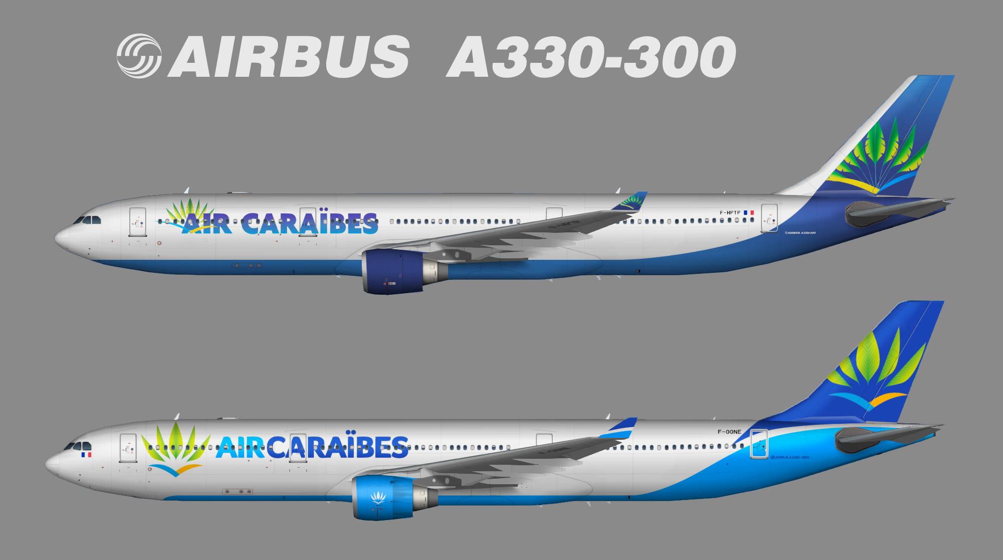 Air Caraibes Airbus A330-300
