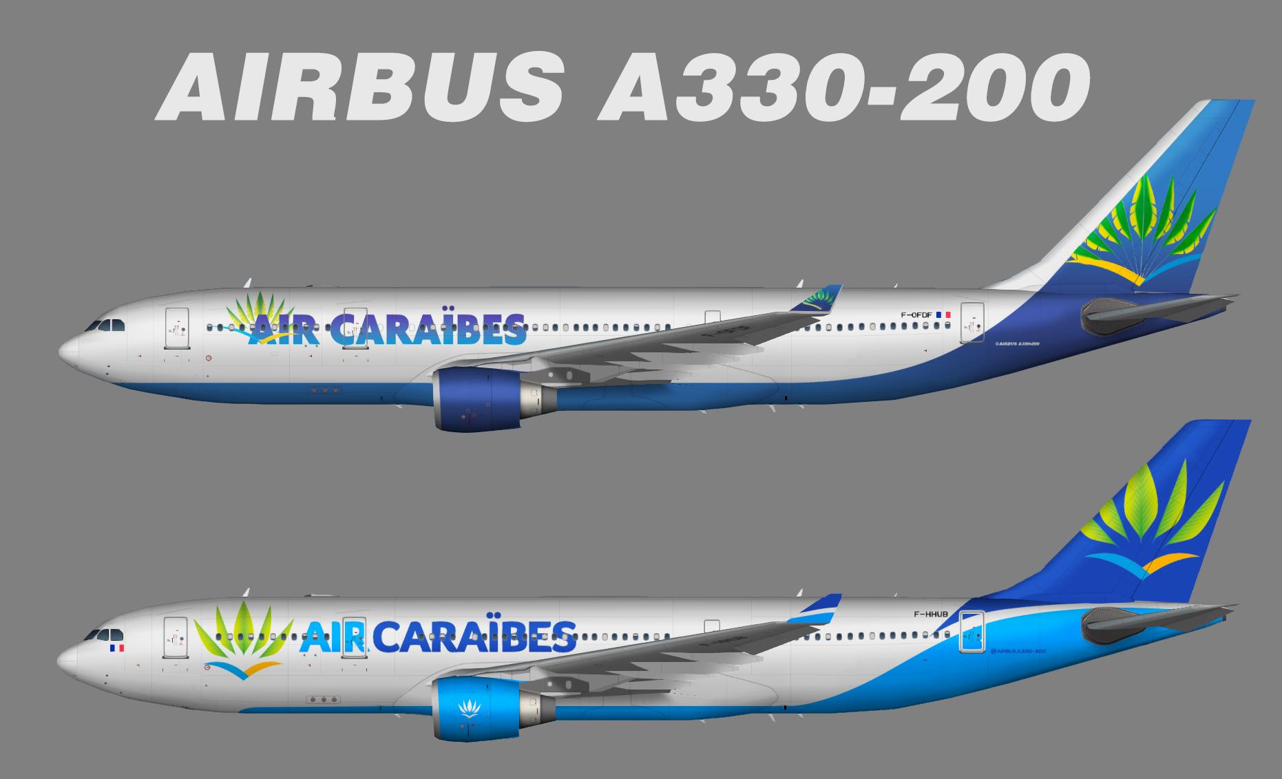 Air Caraibes Airbus A330-200