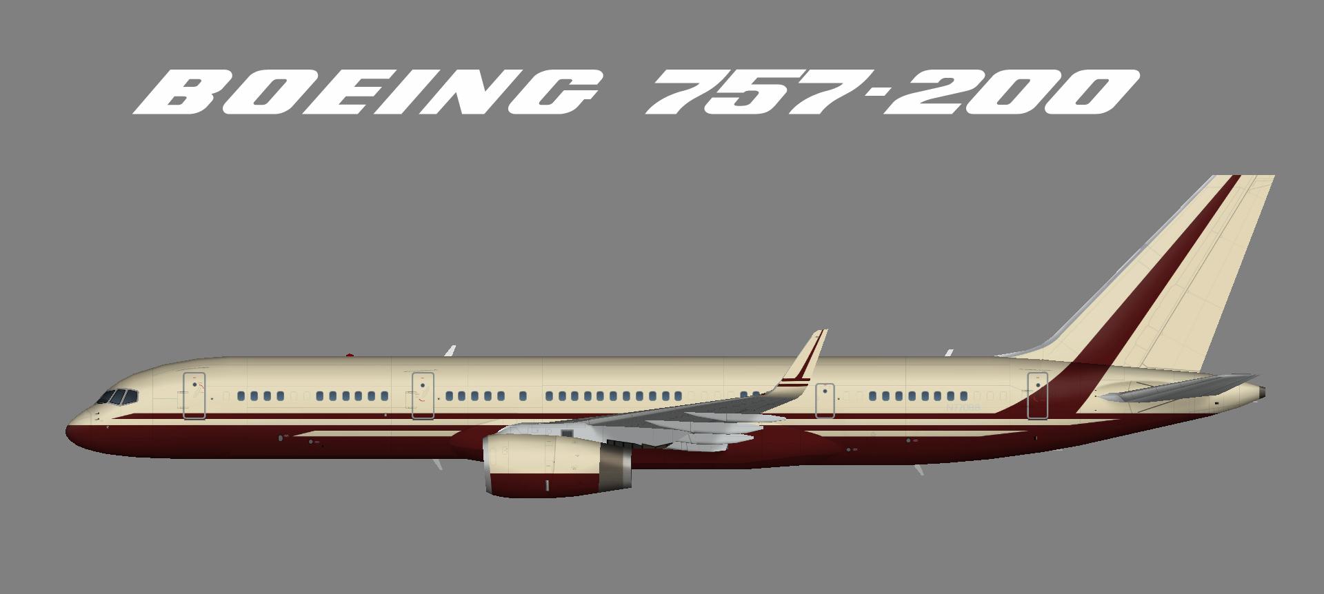 The Yucaipa Companies 757-200
