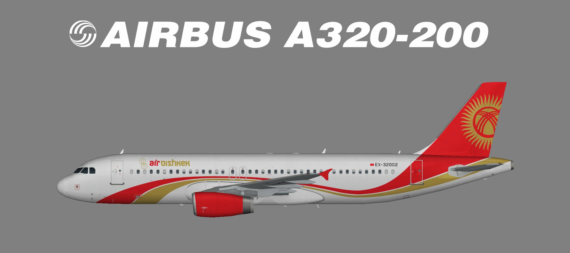 Air Bishkek A320