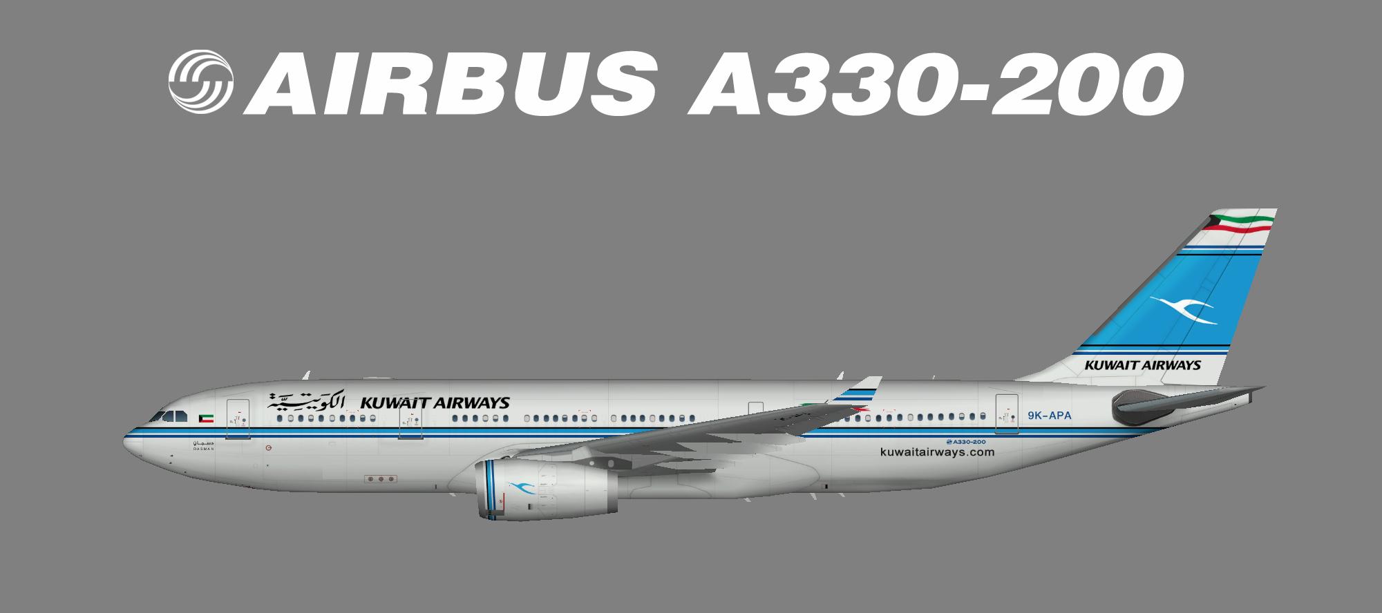 Kuwait A330