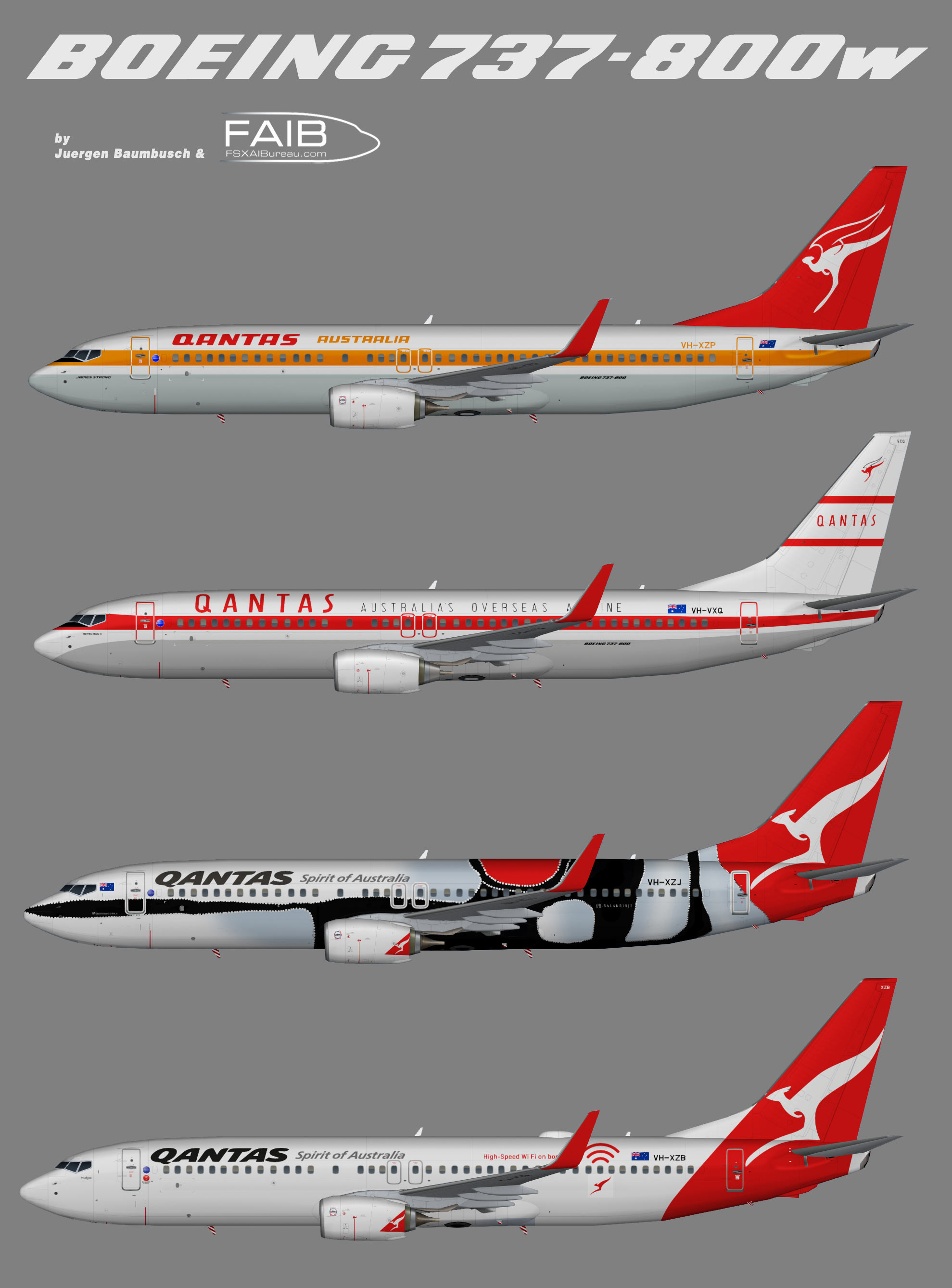 Red deals qantas