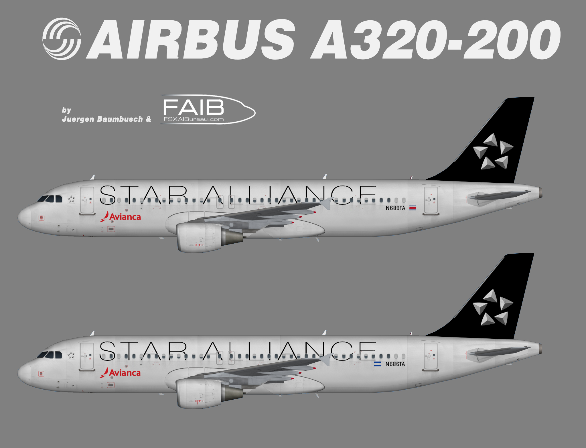 Avianca El Salvador Airbus A320 Star Alliance