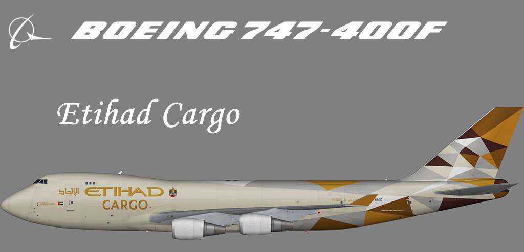 Etihad Cargo Boeing 747-400F – Nils