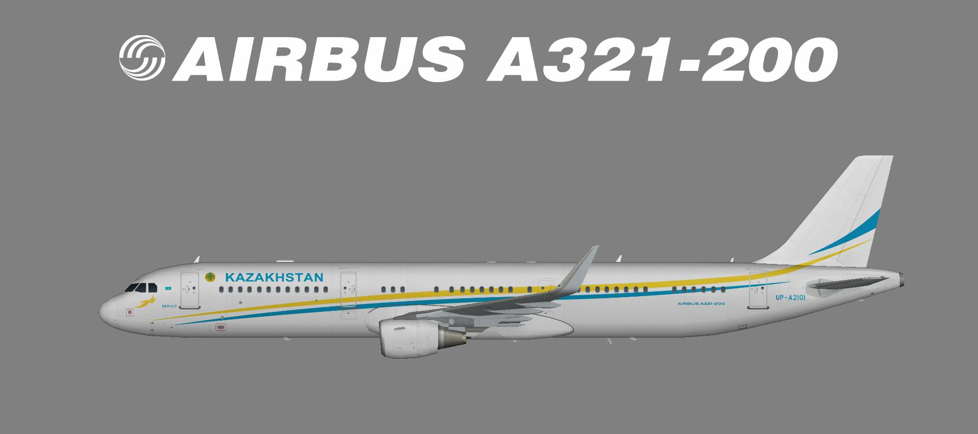 Comlux KZ A321-200