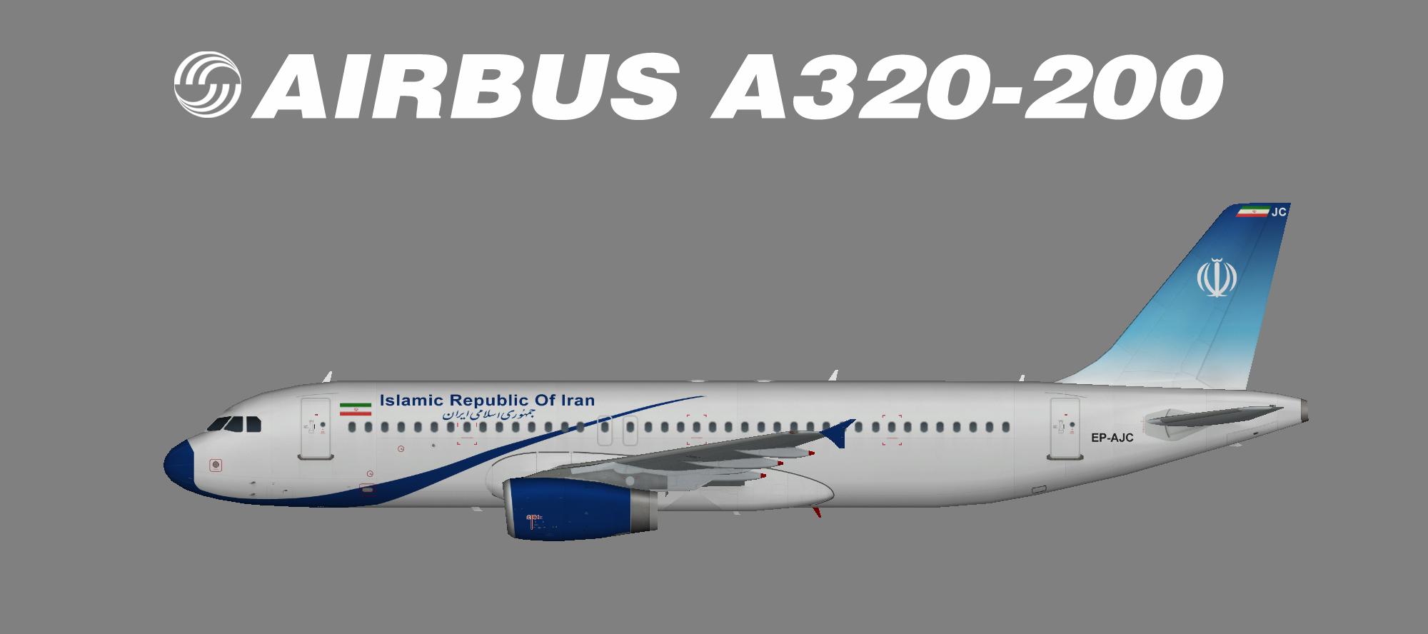 Iran Government A320-200