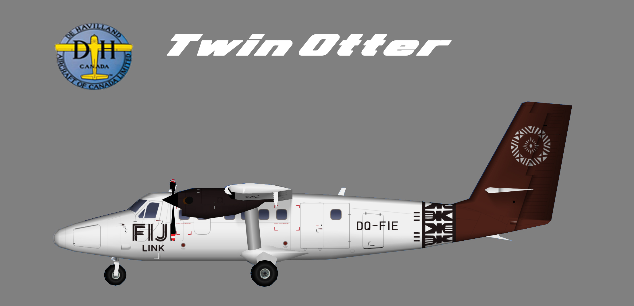 Fiji Link DHC6-300