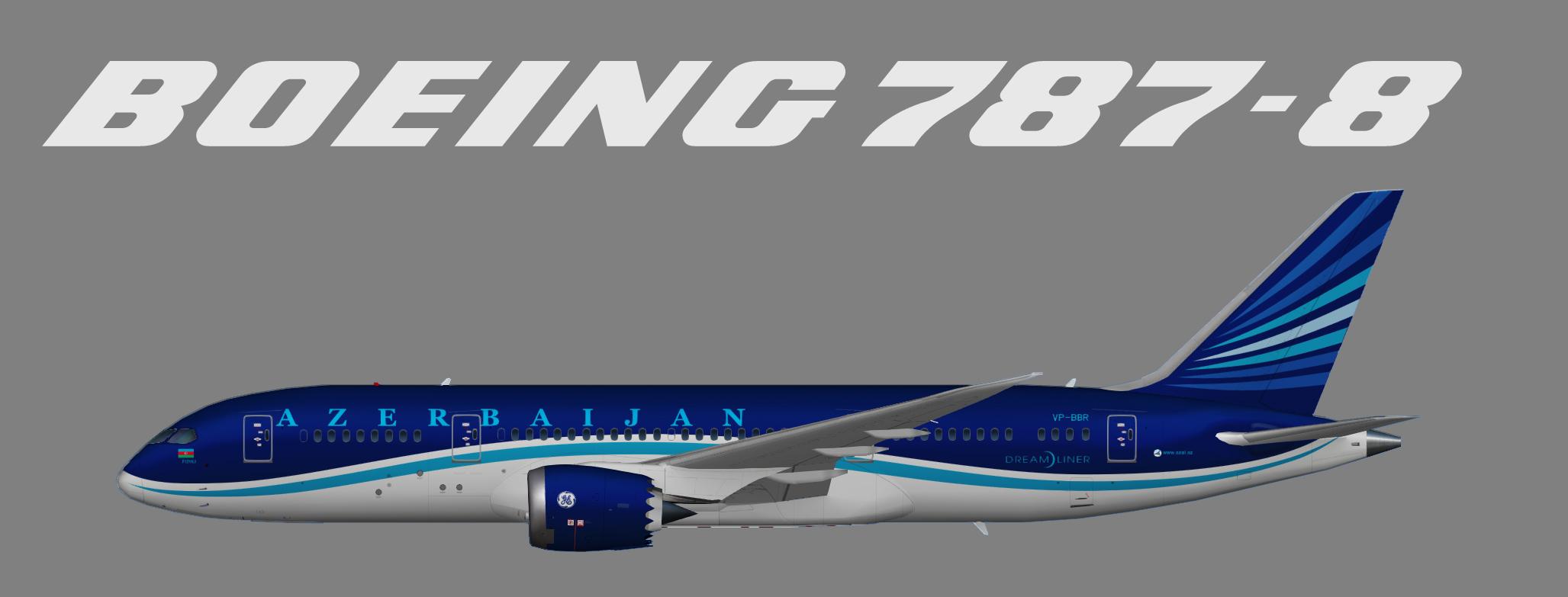 Azerbaijan Airlines (AZAL)Boeing 787-8