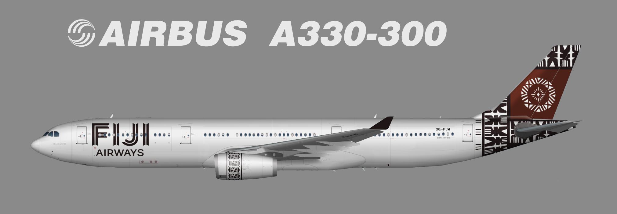 Fiji Airways Airbus A330-300