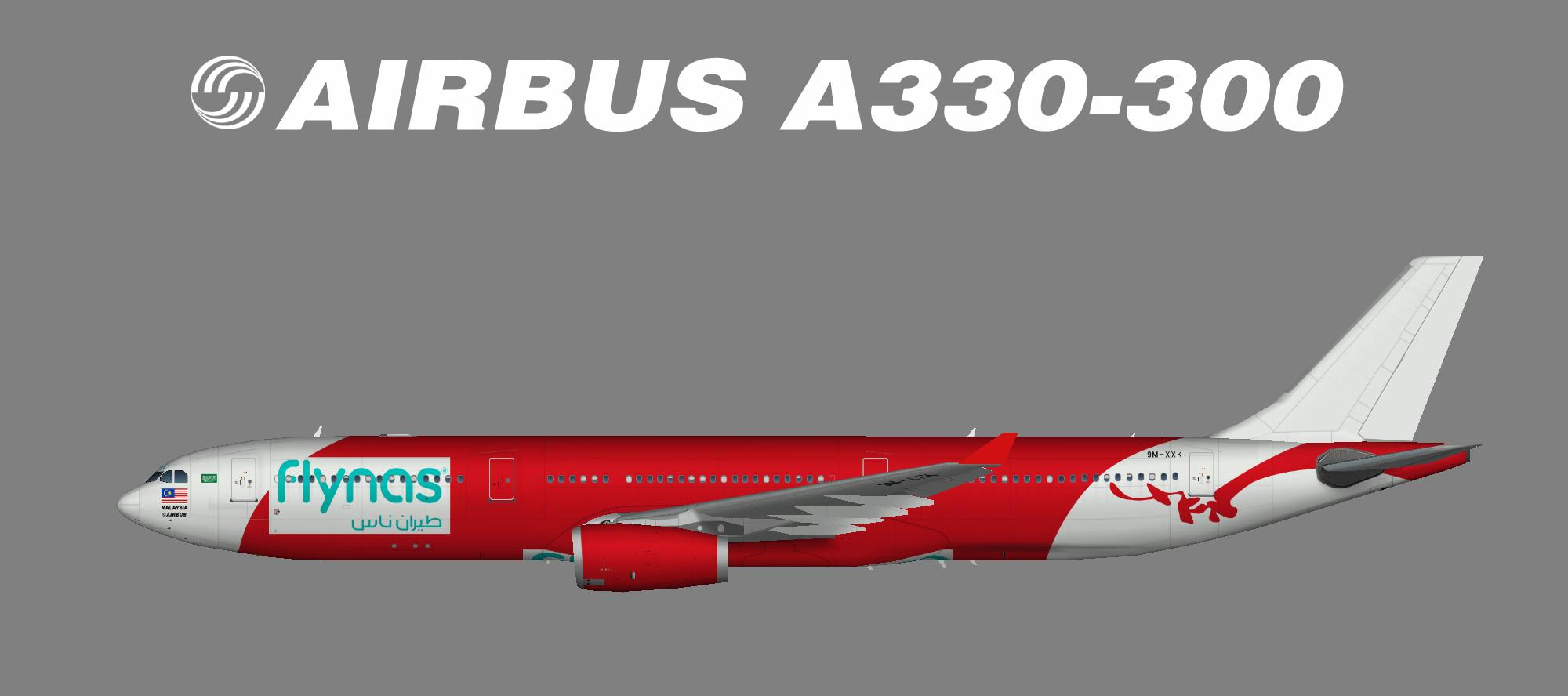 flynas A330-300