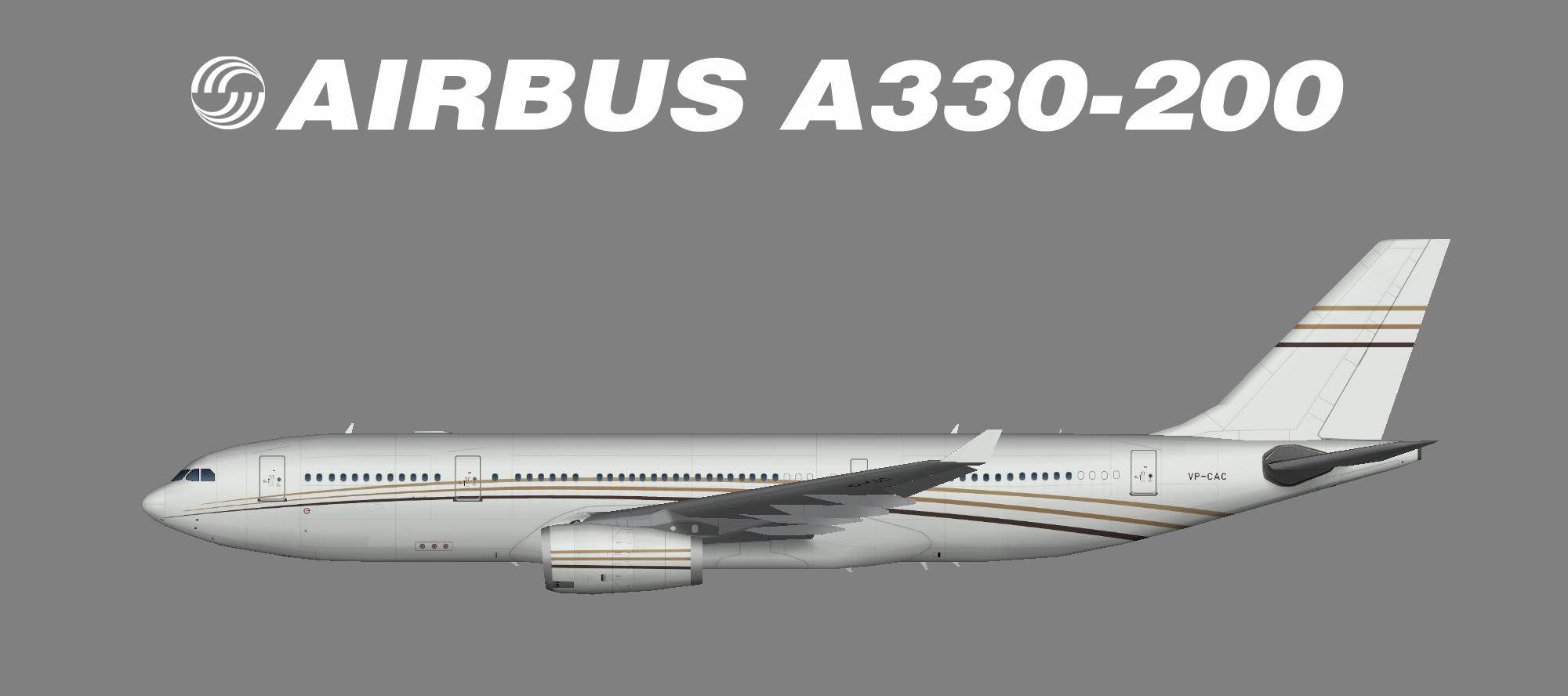 Bristol Air Ltd A330-200