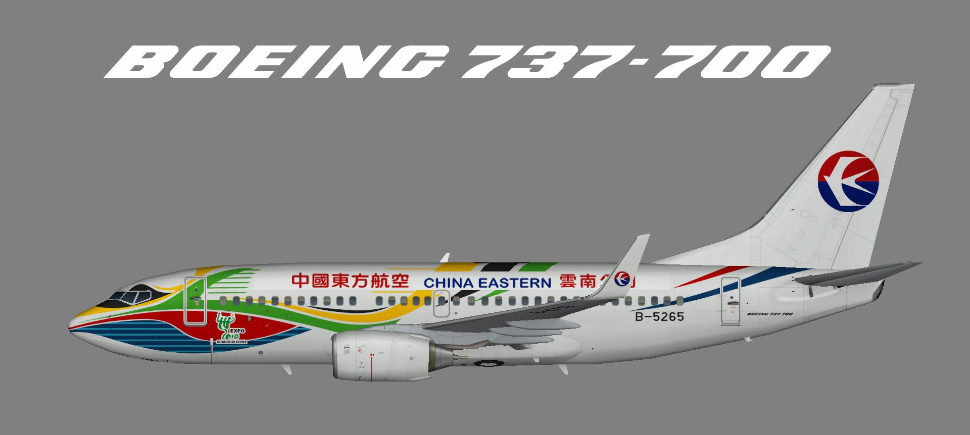 China Eastern 737-700 B-5265