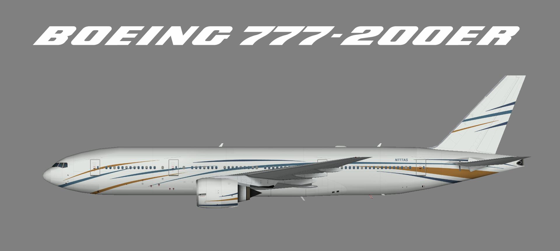 Mid East Jet 777-200ER