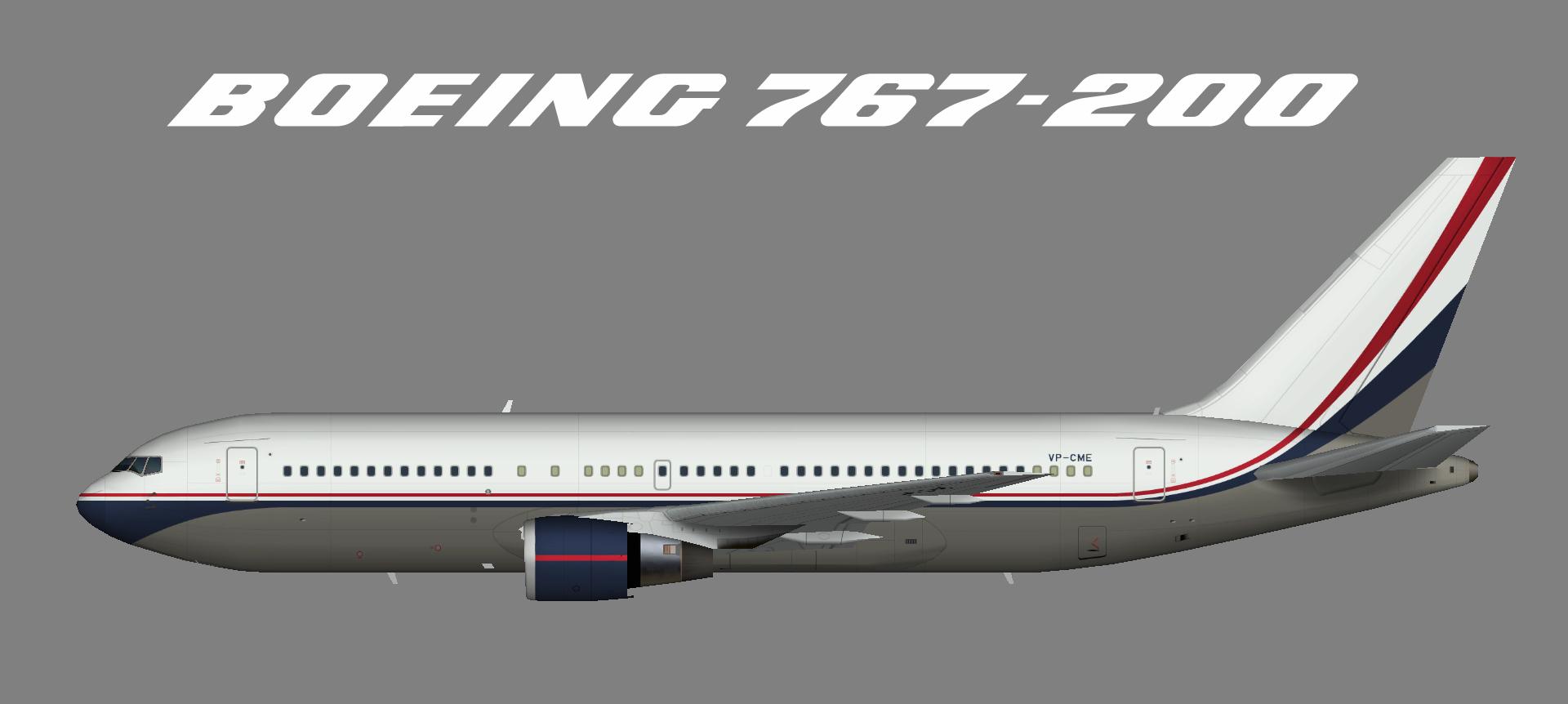 Midroc Aiviation 767-200