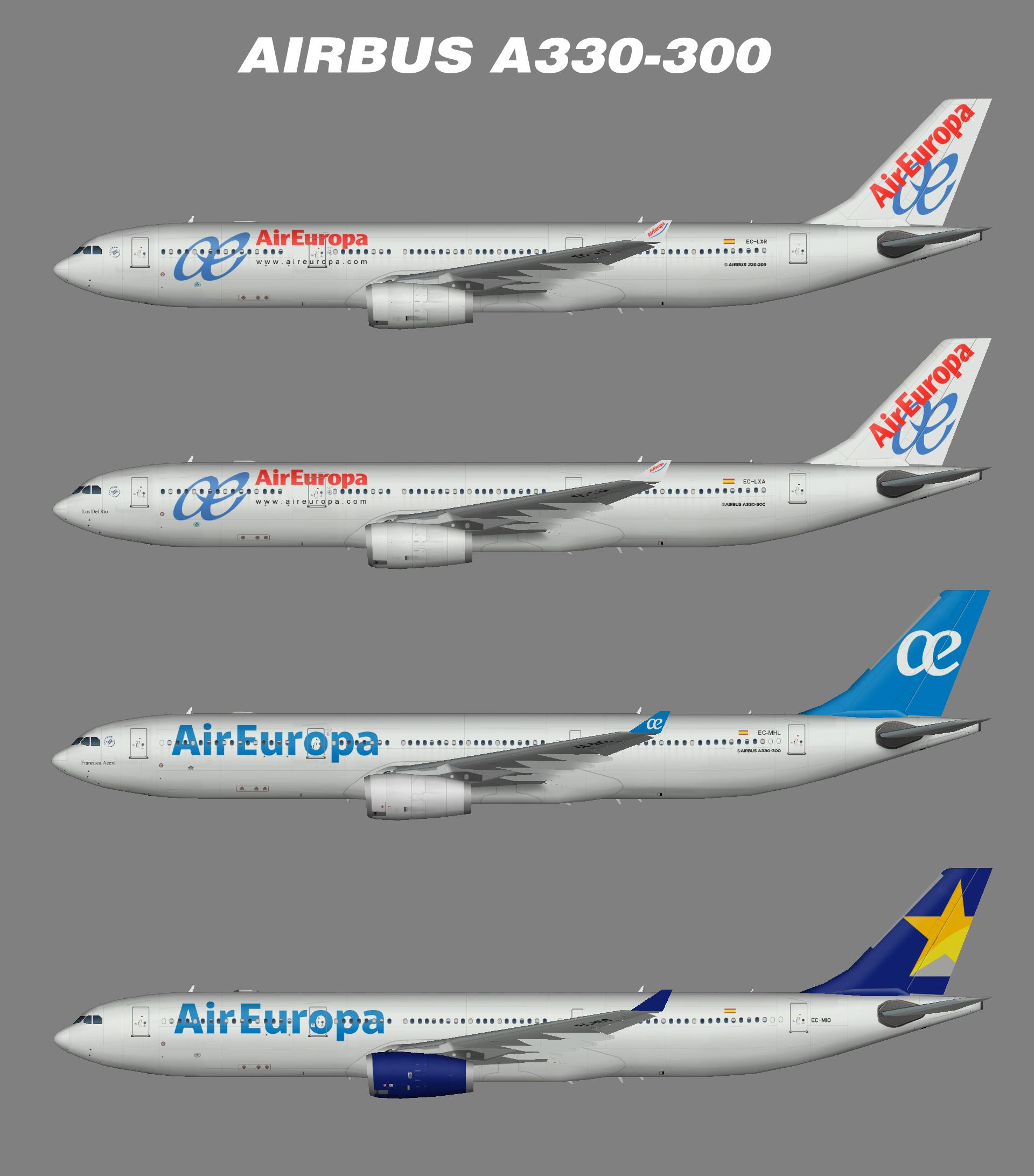 Air Europa A330-300