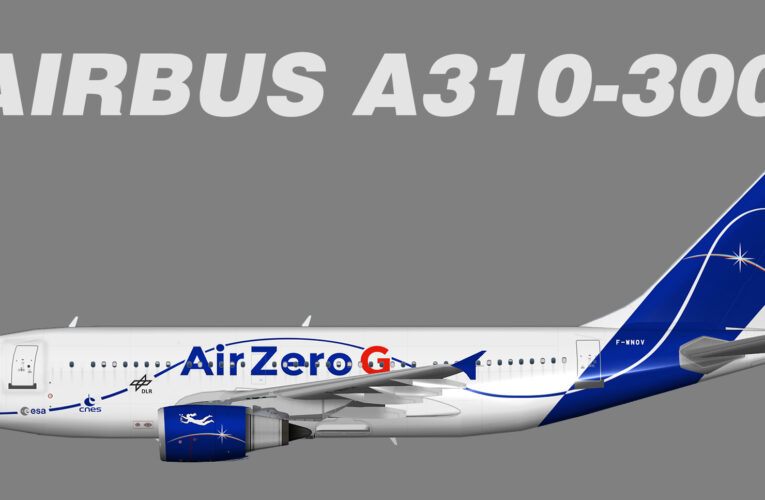Novespace Zero-G Airbus A310-300
