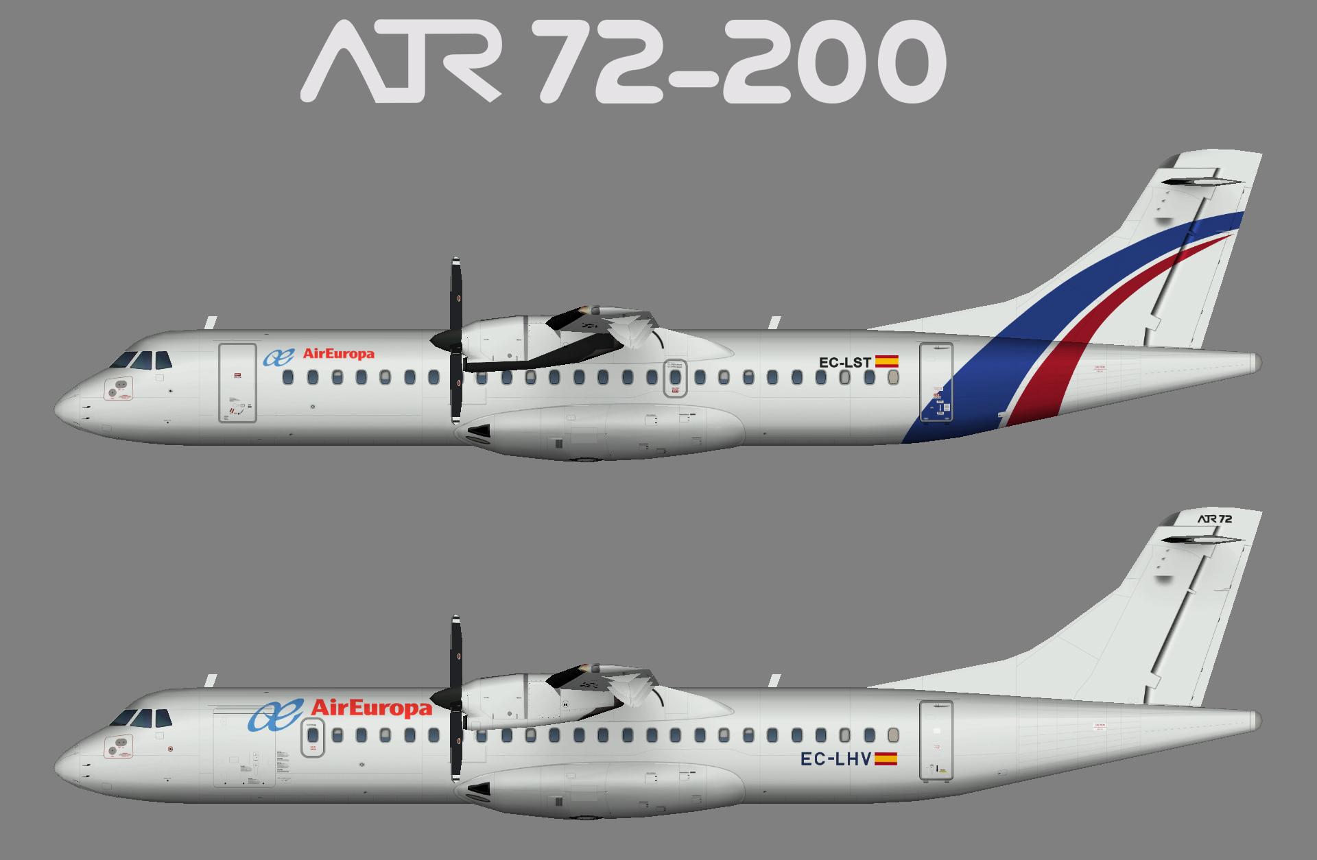 Air Europa ATR72-200