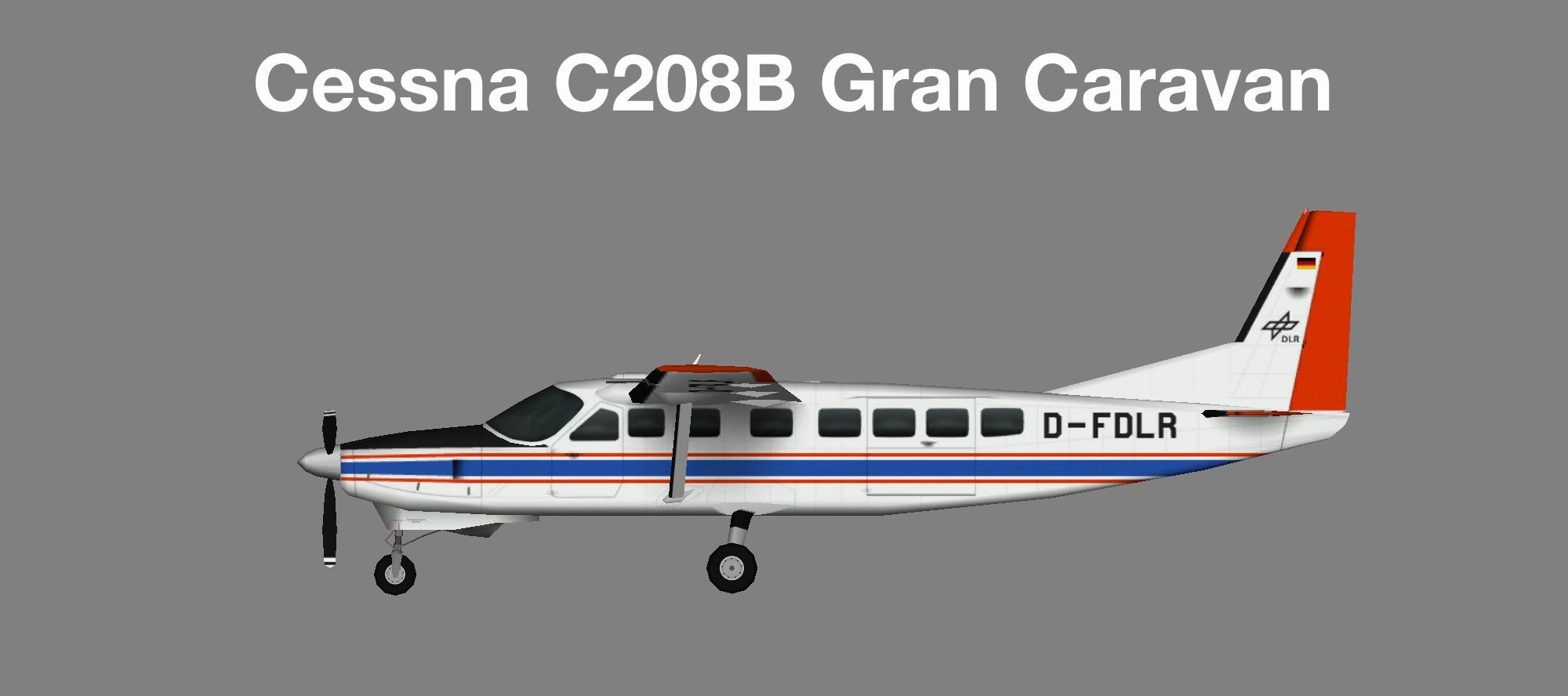 DLR C208B
