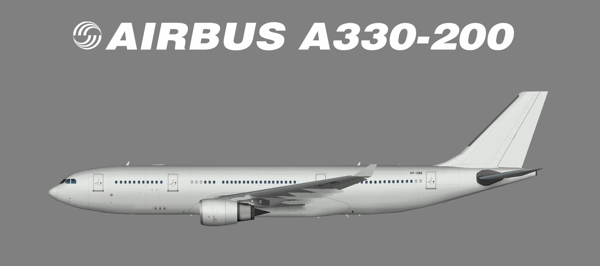 Hongkong Jet A330-200