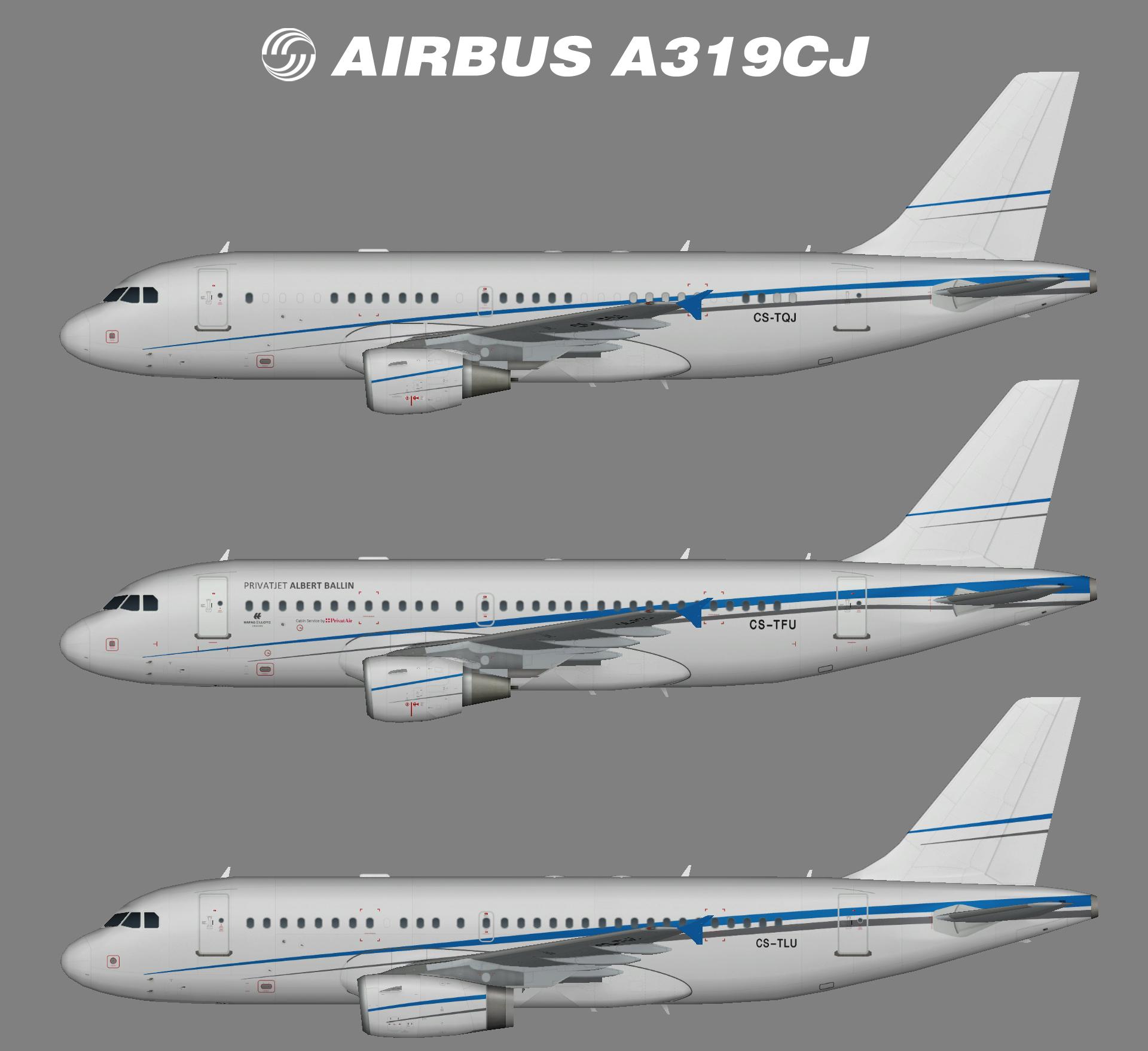 Whitejet Aviation A319CJ