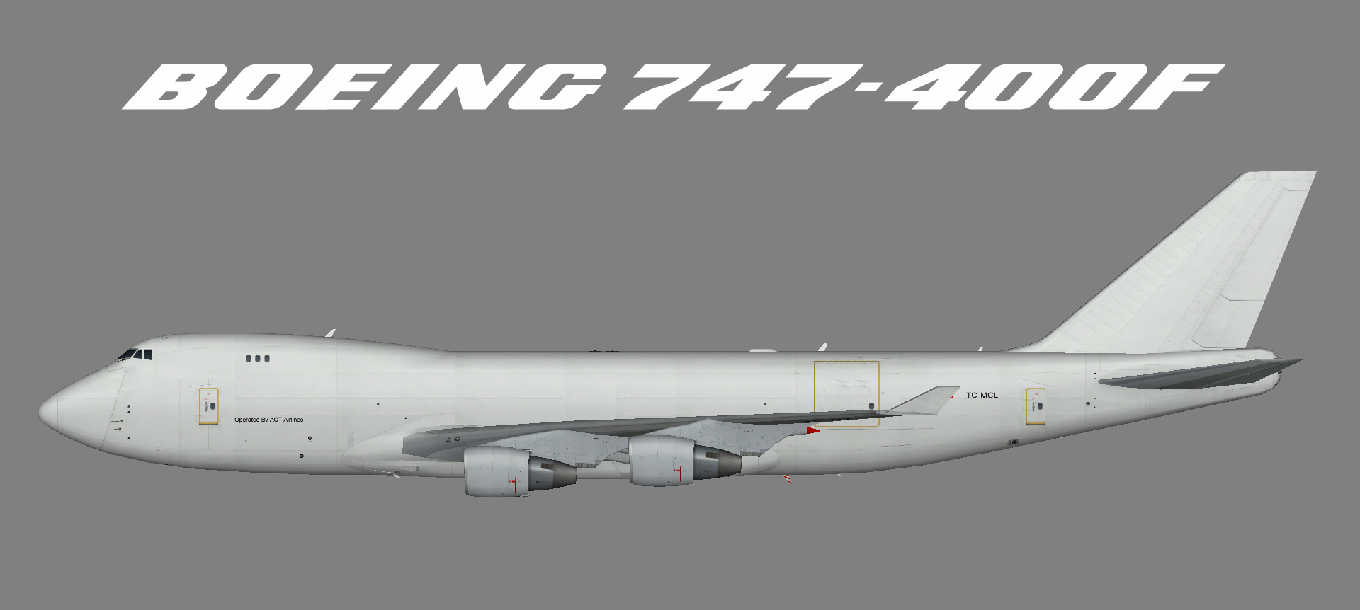 ACT Airlines 747-400F