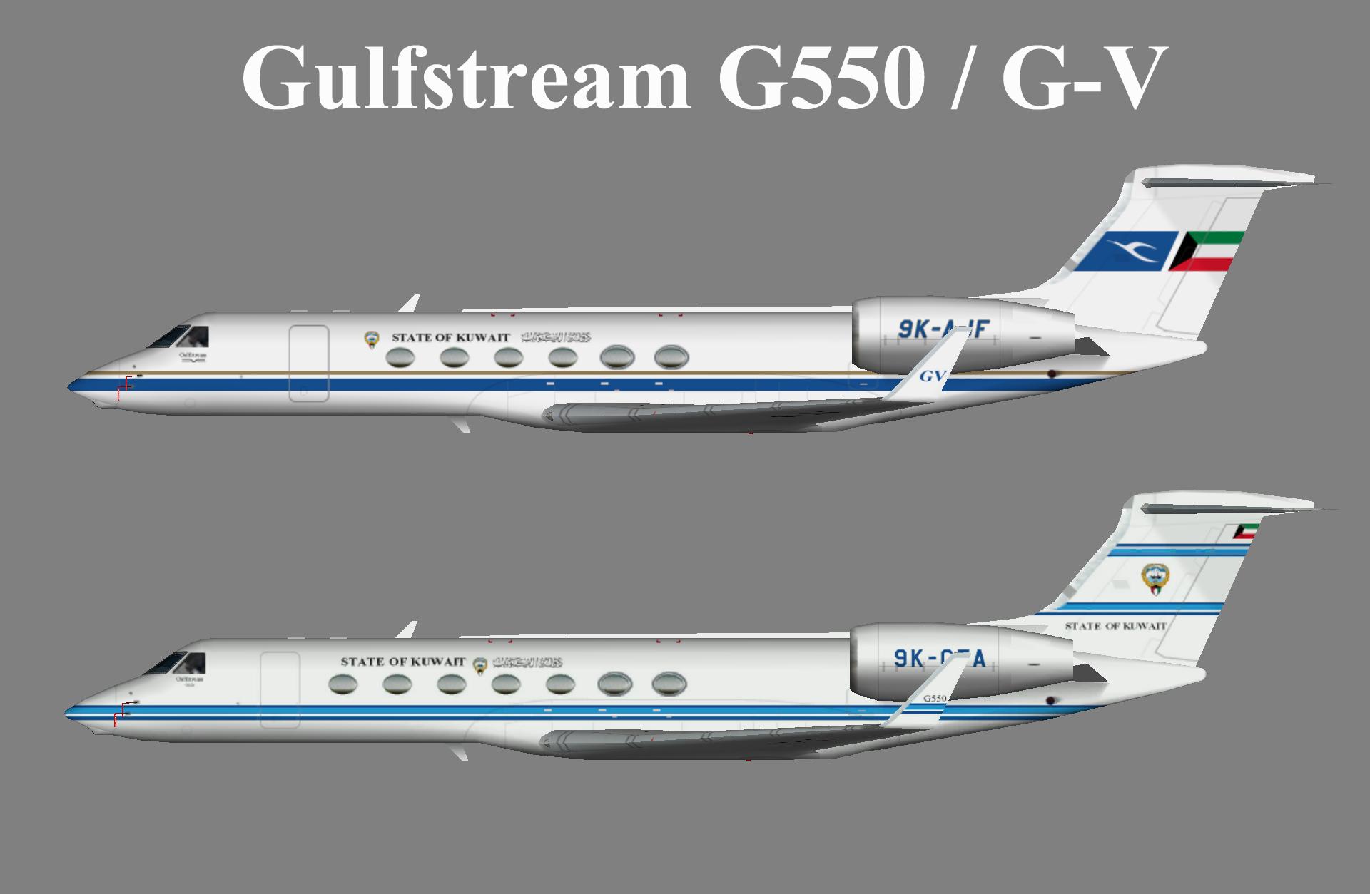 state-of-kuwait-gulfstream