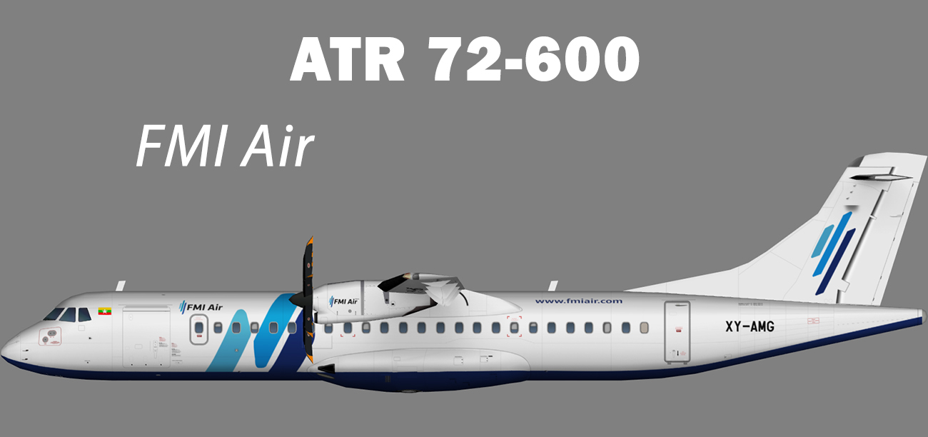 FMI Air ATR 72-600 – Nils