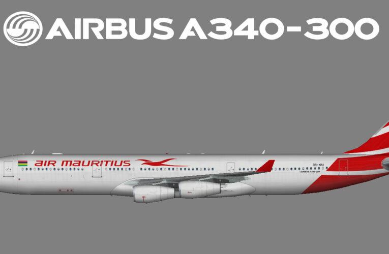 Air Mauritius Airbus A340-300 (FSP)