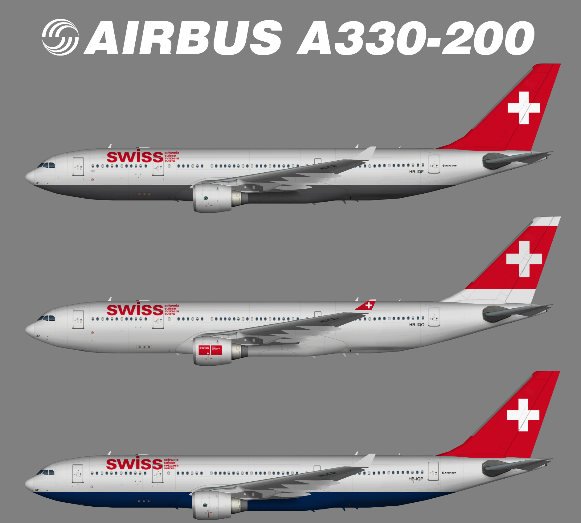 Swiss Air Lines Airbus A330-200